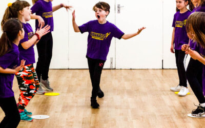 Summer Holiday Street dance in Worthing, Findon, Tarring, Sussex